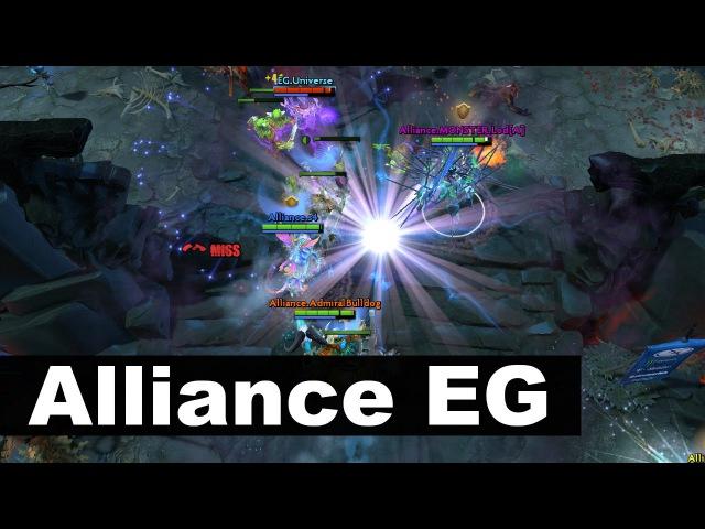 Alliance EG - Starladder i-League Grand Final Dota 2
