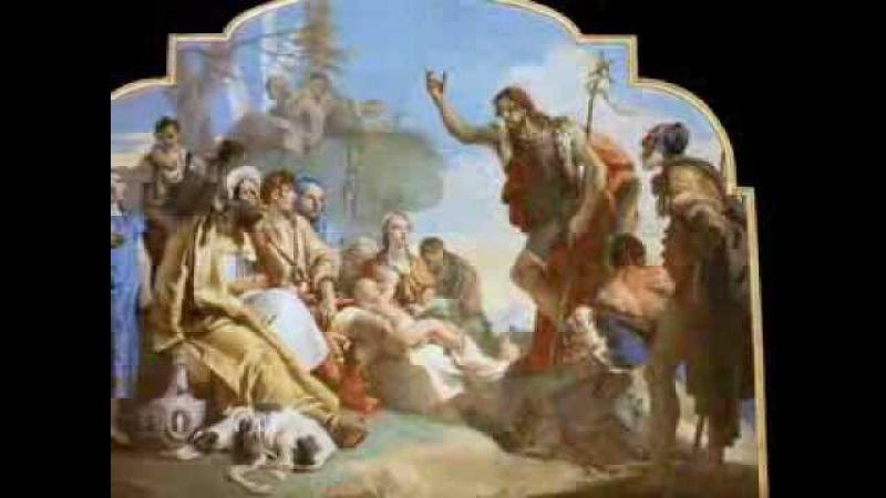 СВЯТОЙ ПРОРОК ИОАНН КРЕСТИТЕЛЬ.ЮЛИЯ СЛАВЯНСКАЯ