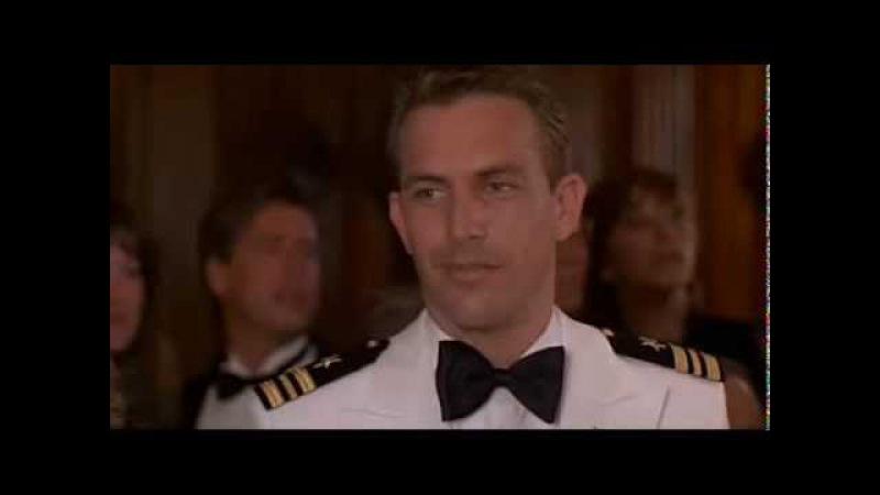Kevin Costner Mirada e cabeceo