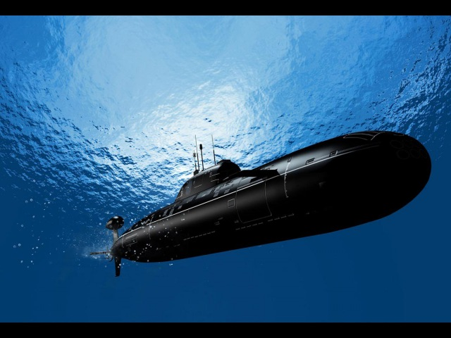 Новейшая ударная субмарина ВМС США Флорида.Флот 21 века.С точки зрения науки