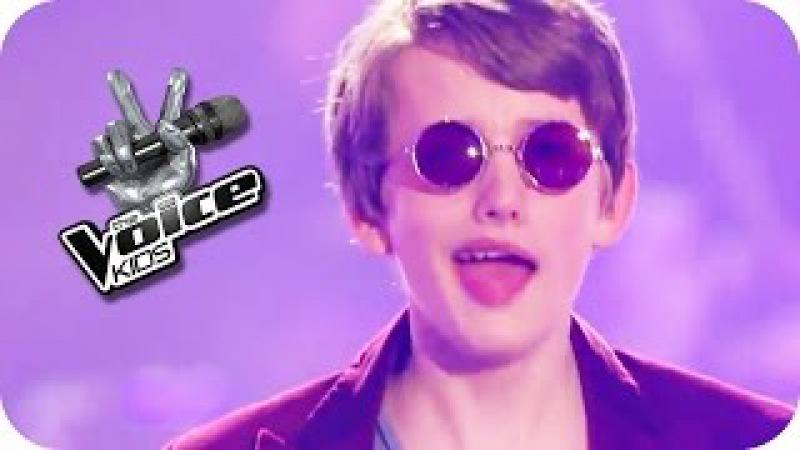 Bruno Mars - Uptown Funk (Tilman) | The Voice Kids 2015 | Halbfinale | SAT.1
