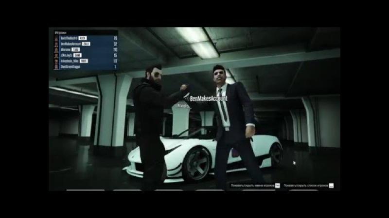 Самая простая ралли-гонка в GTA Online!