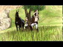 【進撃のMMD】(Eren/Levi)エレンと兵長で『The Other Side』