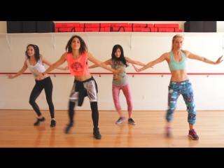 Hey Mama CARDIO DANCE_ ZUMBA routine