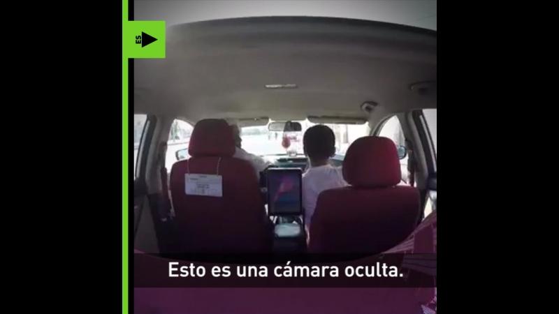 Cómo reaccionan los musulmanes cuando saben que su taxista es un terrorista suicida