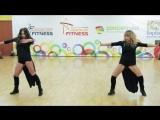Танцевальный дуэт на первом этапе конкурса МЫ В ТАНЦАХ