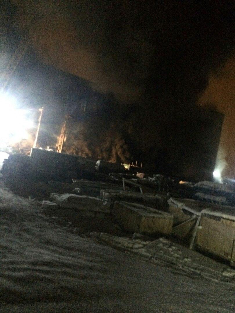 Сводка пожаров в Якутии от 13 ноября 2015г