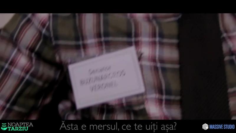 ȘPAGA NoapteaTârziu (Cover Dan Bittman - Si ingerii au demonii lor by KAZIBO)