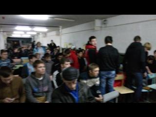 соревнования средне-образовательных школ Уфы