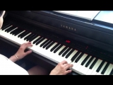 Музыка из фильма  Королек птичка певчая Пианино YAMAHA
