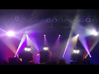 Black Tiger Sex Machine (#BTSM, Montreal) @ Burlington, VT 4/02/16
