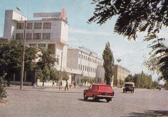 Элиста. 1969 год.