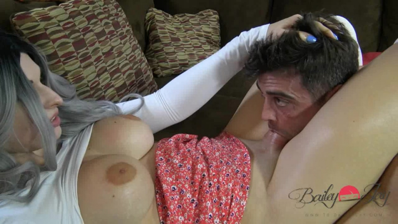 Bailey Jay - Fucking Lance Hart's Butt