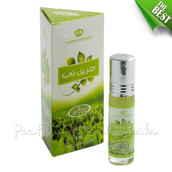 ОПИСАНИЕ: Al Rehab Green Tea - весенний, легкий, свежий, сладковатый, цитру