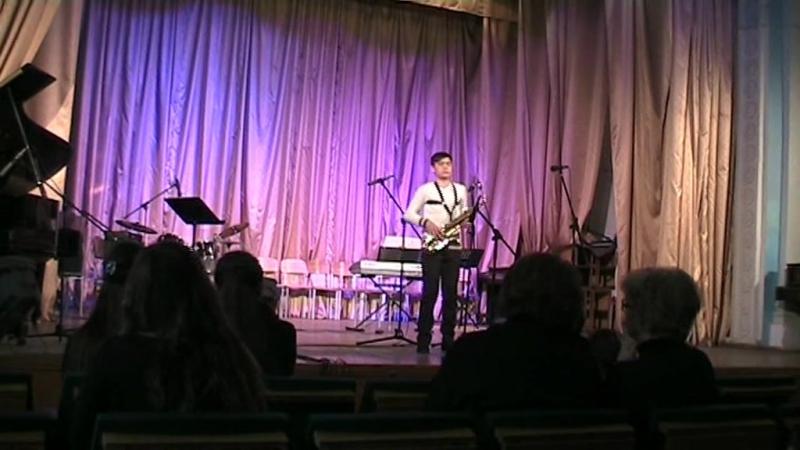 Джазовый конкурс в архангельске