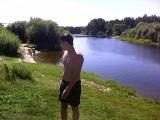 Гульня на речке
