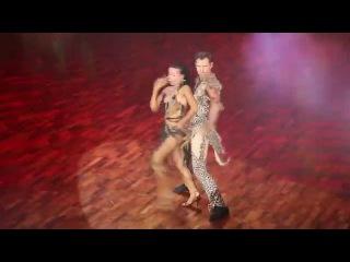 Dmitry Taruta Elena Parshukova - Первобытная любовь | WDC Чемпионат Мира по Латиноамериканскому Шоу 2015