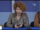 «Саммит+ТВ»: Королева пародии Елена Воробей в Полоцке. Пресс-конференция