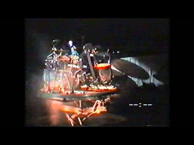 Slipknot Joey Jordinson Drum Solo live at Hovet Stockholm Sweden 2002