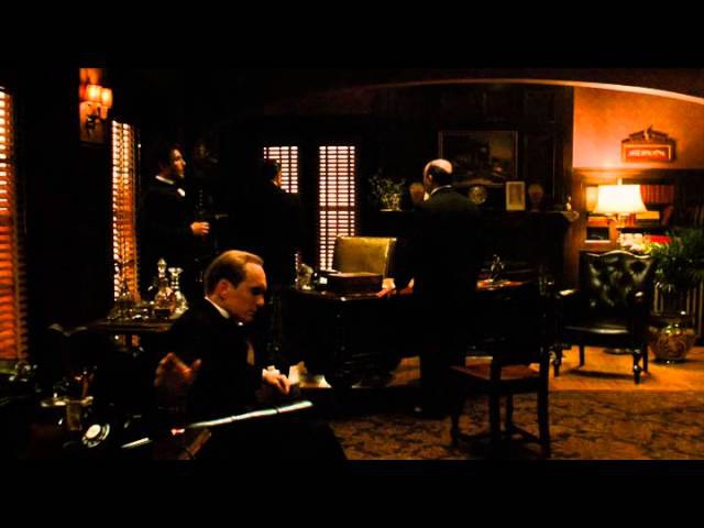 Слова Дона Корлеоне (Godfather)
