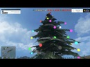 Обзор мода Christmas Tree v2.0 Placeable для FS 15