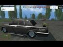 Farming Simulator 15 Обзор мода GAZ 31105 Volga v1.0
