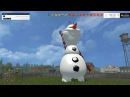 Обзор мода Placeable Olaf для FS 15