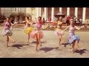 Шоу-балет Корасон Corazon Dance Show, танец Москва Стиляги