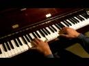 Fairy tail/Хвост феи на пианино.