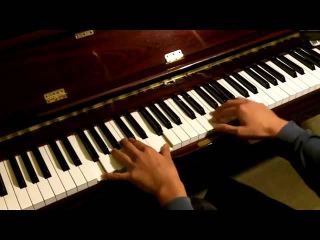 Fairy tail Хвост феи на пианино