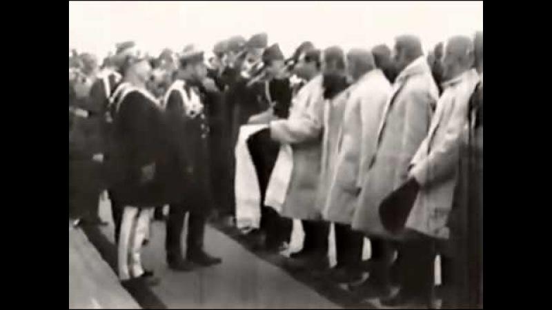 История России ХХ век. Серия 14. Август 1914 года Западный фронт