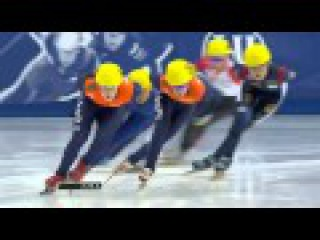 2015 16 Short Track World Cup 1, Montreal: Womens 1500 Semi