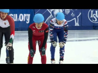 2015 16 Short Track World Cup 1, Montreal: Mens 1000 Semi