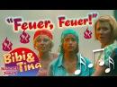 Bibi Tina 3 - FEUER FEUER official Musikvideo in voller Länge aus Kinofilm 3 MÄDCHEN GEGEN JUNGS