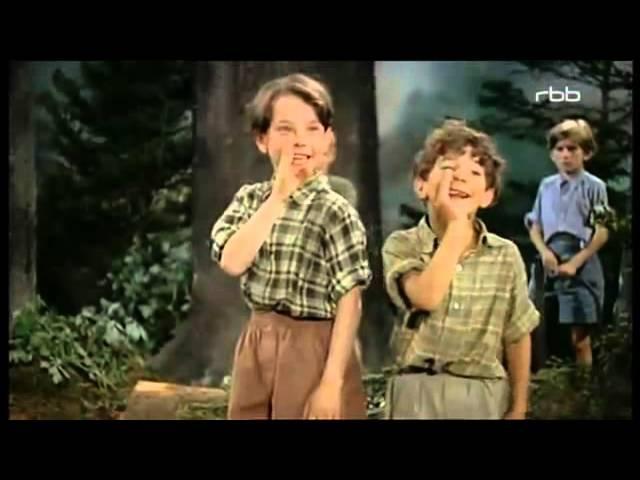 Красная Шапочка на немецком языке Полный фильм