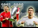 Сristiano Ronaldo - Best seasons [ 2007 - 08 / 2013 - 14 ] ( Goals / Skills)