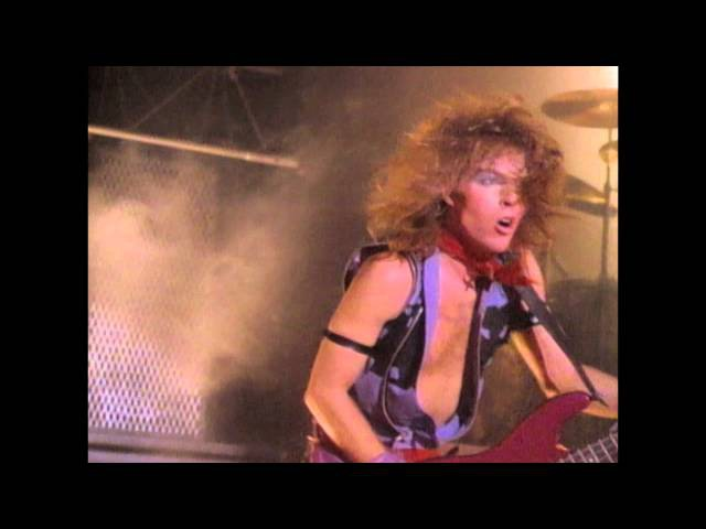 Dokken - Alone Again (Official Music Video)