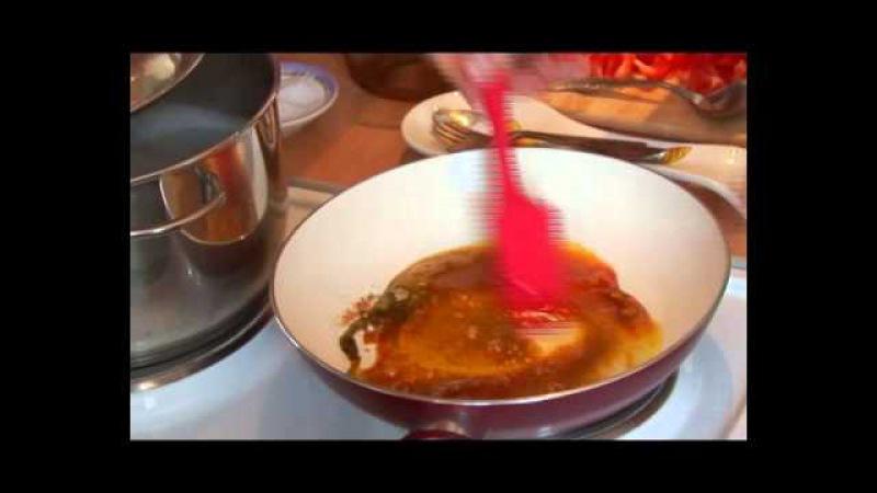 макароны в томатном соке, котлеты гречневые с оливками , морковная халава