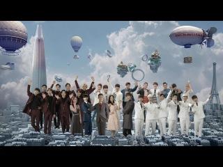 [Видео] 2РМ @ 2015 LOTTE DUTY FREE MV (JPN)