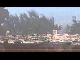 Сирия СУ 34 РФ уничтожает позиции ИГИЛ, попытка боевиков сбить самолет