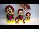 Матрешка семеновская для детей - A24Mag.ru