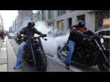 Motorcycle Compilation - Burnouts, Brutal Sounds and more!