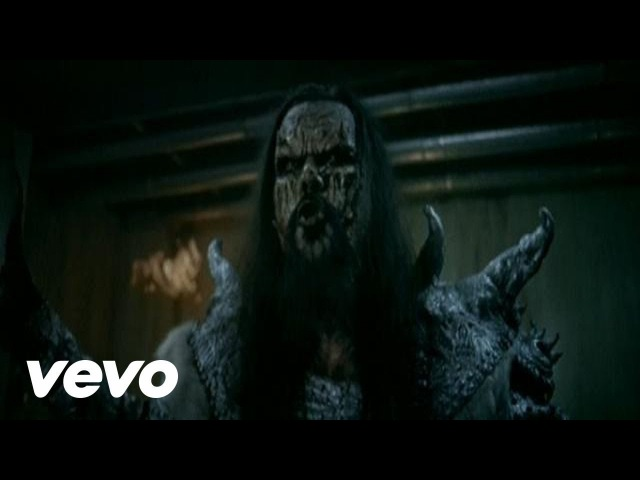 Lordi - Would You Love A Monsterman (2006 Version)