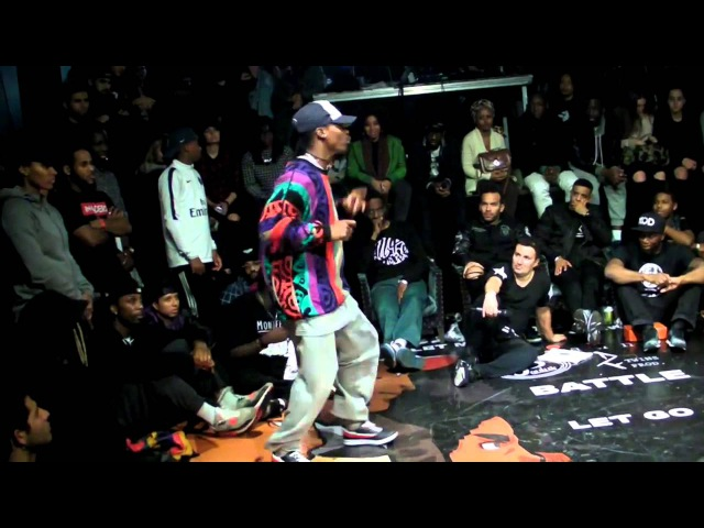Ukay Vs Fabrice HIP HOP Male Battle Esprit du cercle by Sally Sly - MRbenoitDtv