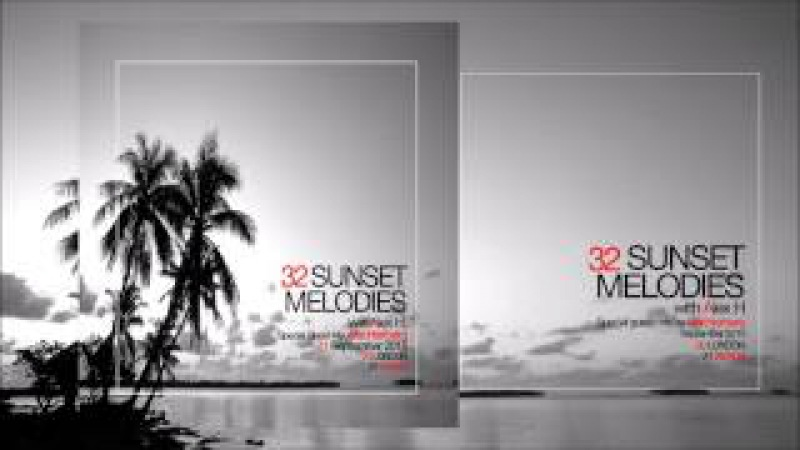 Sunset Melodies With Alex H 032 Guest Mix Wachterberg