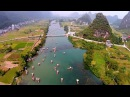 Stunning China UNESCO World Heritage Sites of Guilin and Yangshuo in China