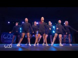 Royal Family FRONTROW World of Dance Los Angeles 2015
