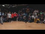 Funk Fanatix (Well B &amp SmoL 01) vs. Perm City Squad (B-girl Maria &amp P Rock) -