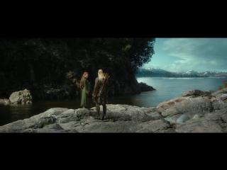 Хоббит Пустошь Смауга/The Hobbit: The Desolation of Smaug (2013) Фрагмент №3