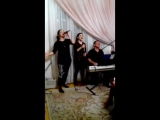 Дома❤️ Альбина и Джамина #живой звук